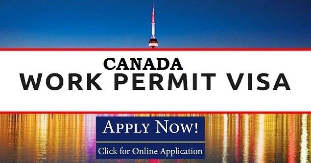Canada Work Permit Visa 2021