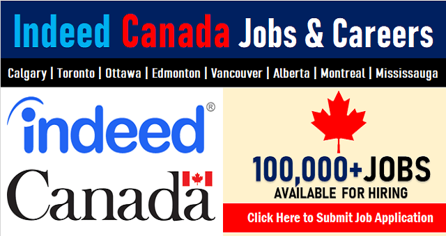 1200+ Indeed Canada Jobs - Montreal, Regina, Vancouver, Halifax, and Toronto
