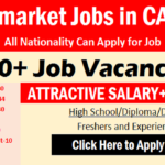 Job Opportunities in Supermarkets of Canada 2021