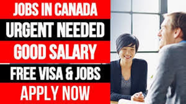 Job Opportunities in Canada 2021