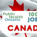 Public Health Jobs in Canada 2021