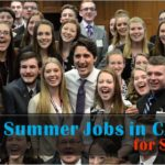 Best Summer Jobs in Canada for Students 2021
