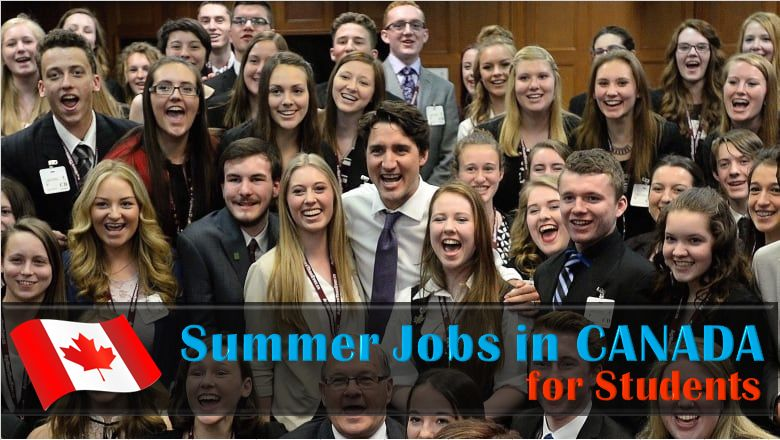 Best Summer Jobs in Canada for Students 2021 - Find a Job ...