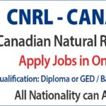 Jobs at Canadian Natural Resources Limited (CNRL) 2021