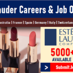 Estee Lauder Careers, Employment, internships 2021