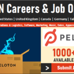 Peloton Jobs Opportunities in 2021 Canada Immigration