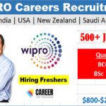 WIPRO Careers |for Freshers in 2021